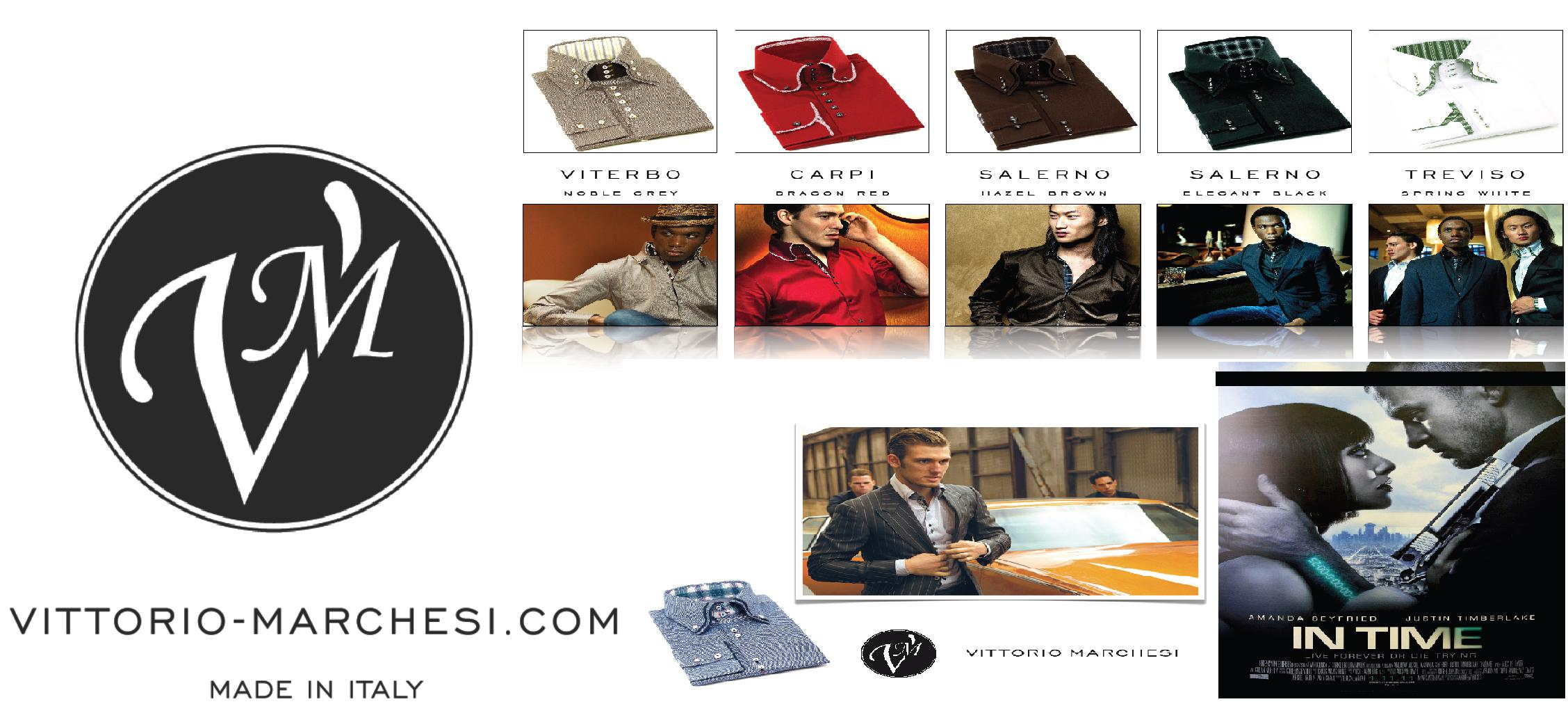 VITTORIO-MARCHESI DESIGNER SHIRT COLLECTION/ MAX AT MASTELONI COLLECTION