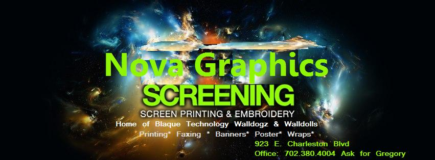 Nova Graphics Home of the Blaque Technology Walldogz & Walldolls