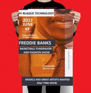 Freddie Banks Fundraiser